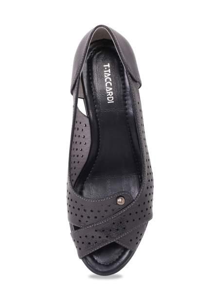 Туфли женские T.Taccardi 710017764 черные 36 RU