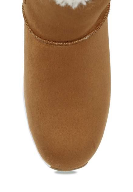Угги женские T.Taccardi 710018570 коричневые 38 RU
