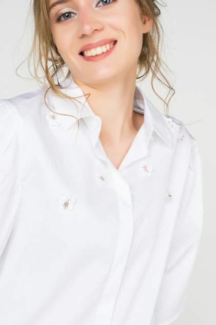 Блуза женская ZARINA 8225100329001 белая 48 RU