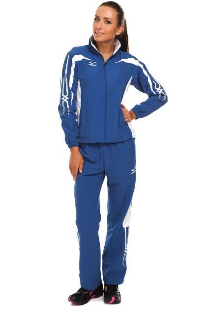 Спортивный костюм Mizuno Tracksuit Stardom SS13, blue white, XS INT