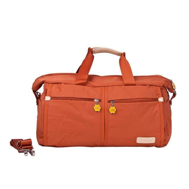 Спортивная сумка Polar 11131 оранжевая