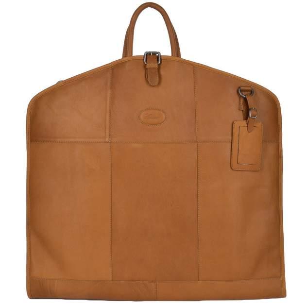 Портплед Ashwood Leather AL8145, коричневый