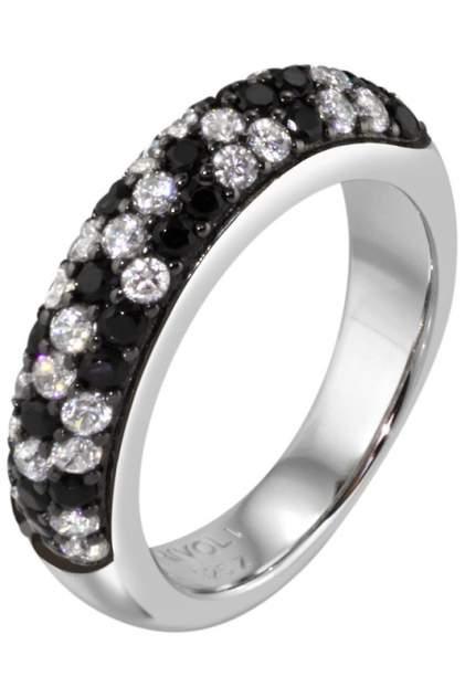 Кольцо женское RIVOLI FMR-1-22-S-58 черное р.18,5