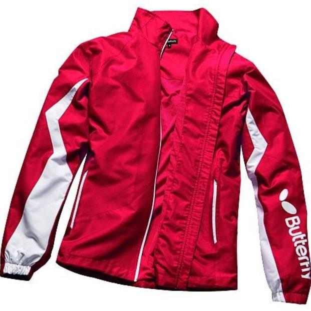 Куртка Butterfly Yura 2014, red/white, XXL