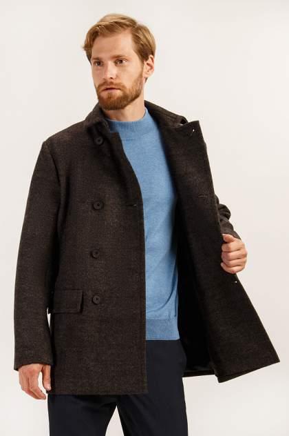 Мужское пальто Finn Flare A19-42004, черный