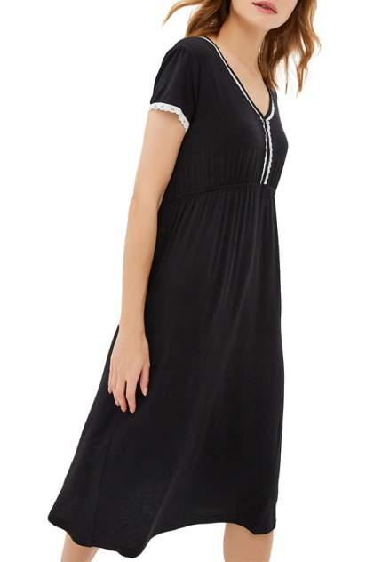 Сорочка женская Luisa Moretti 6063 черная S
