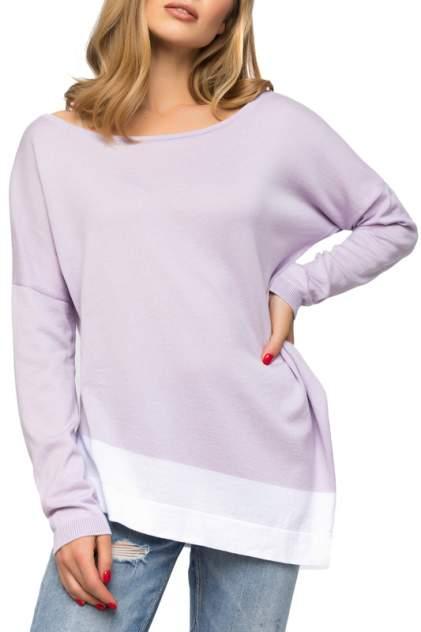 Джемпер женский Gloss 24117(14) фиолетовый 36 RU