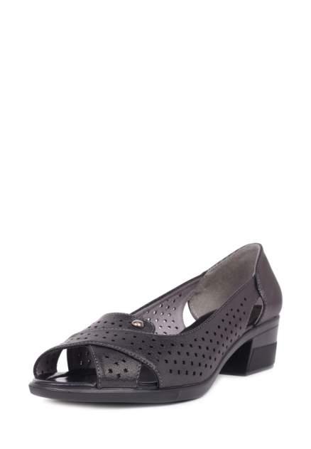Туфли женские T.Taccardi 710017764 черные 37 RU
