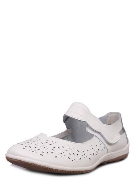 Туфли женские Alessio Nesca 710018021 белые 40 RU