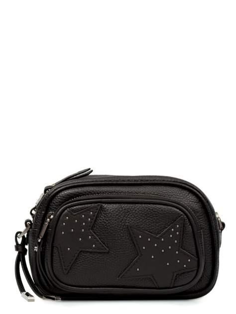 Сумка женская кожаная Eleganzza Z51-184 черная