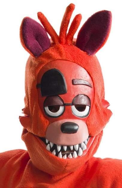 Маска Rubies Фокси из игры 5 ночей с Фредди (Five Nights At Freddy's Foxy)