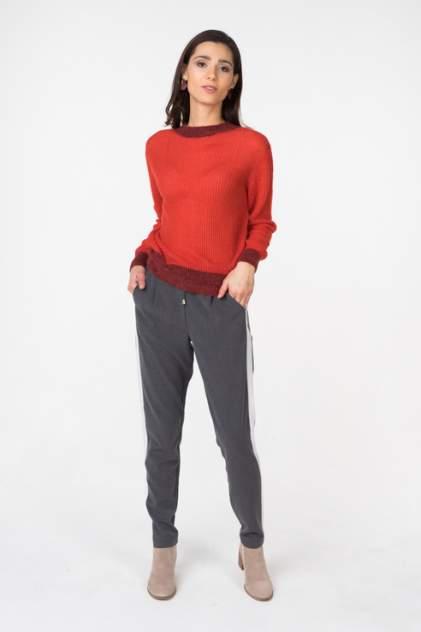 Пуловер женский ICHI 20107446 красный L