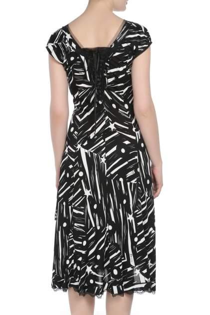 Платье женское Maria Grazia Severi 64053354 черное 44 IT