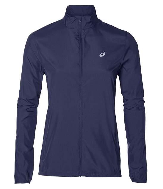 Куртка Asics Silver Jacket 2012A035-401, dark blue, S