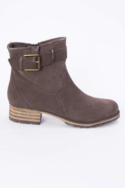 Ботинки женские Clarks 26137234 серые 37 RU