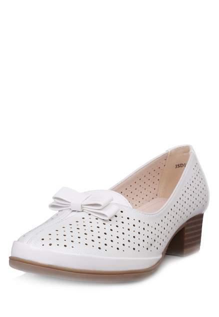 Туфли женские T.Taccardi 27306160 серебристые 37 RU