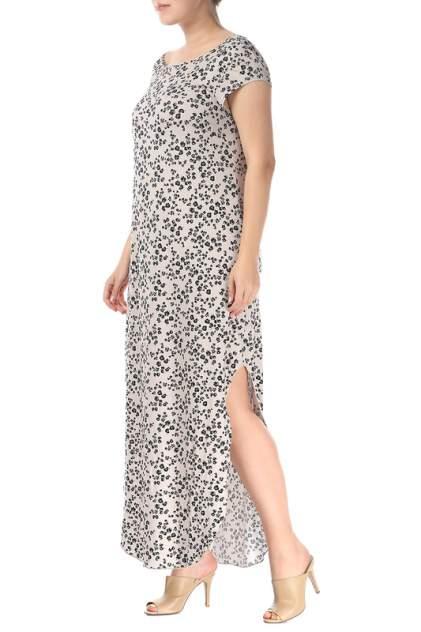 Платье женское Adzhedo 41512 коричневое 3XL