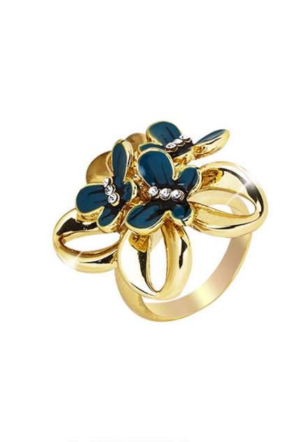Кольцо женское ViviTrend Бабочки 70452 золотистое