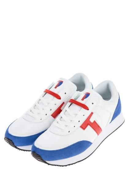 Кроссовки мужские Trussardi Jeans 77A00248-9Y099998.W615 белые 42 RU