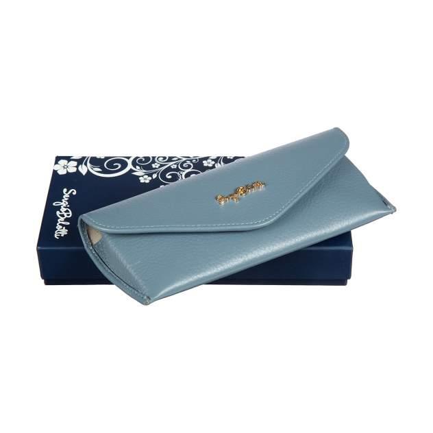 Футляр для очков женский Sergio Belotti 012-2382 Verona blue