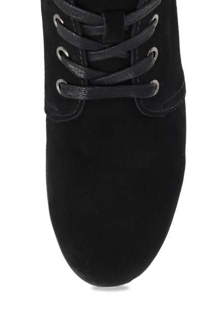 Ботинки женские Alessio Nesca 710018644 черные 36 RU