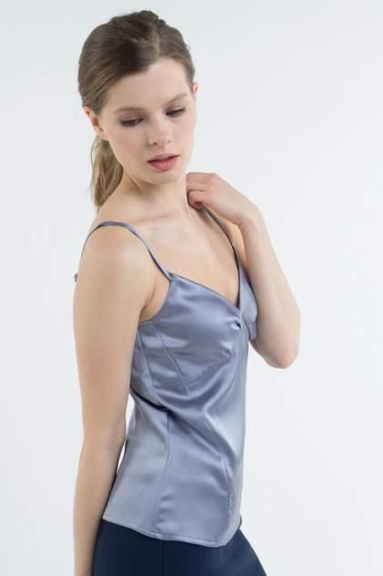 Блуза женская Audrey right 180881-11801 серая 48 RU