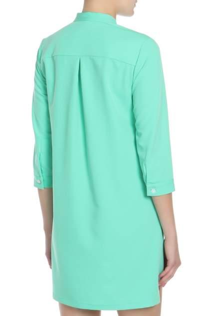 Платье женское SHELTER 1-ПЛ/001/ зеленое 42 RU