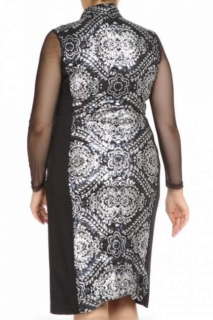 Платье женское MUREK MU1324022 черное 44 DE