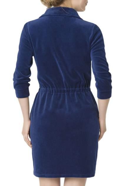Халат женский Nic Club INSEGNE 1903 синий XL
