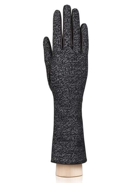 Перчатки женские Labbra LB-02076 черные 6.5