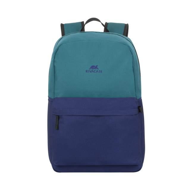 Рюкзак Rivacase 5560 Aquamarine/Cobalt Blue 20 л