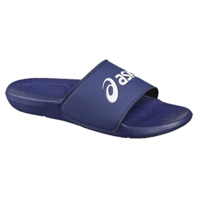 Шлепанцы мужские Asics Sandals P72NS синие 41 RU