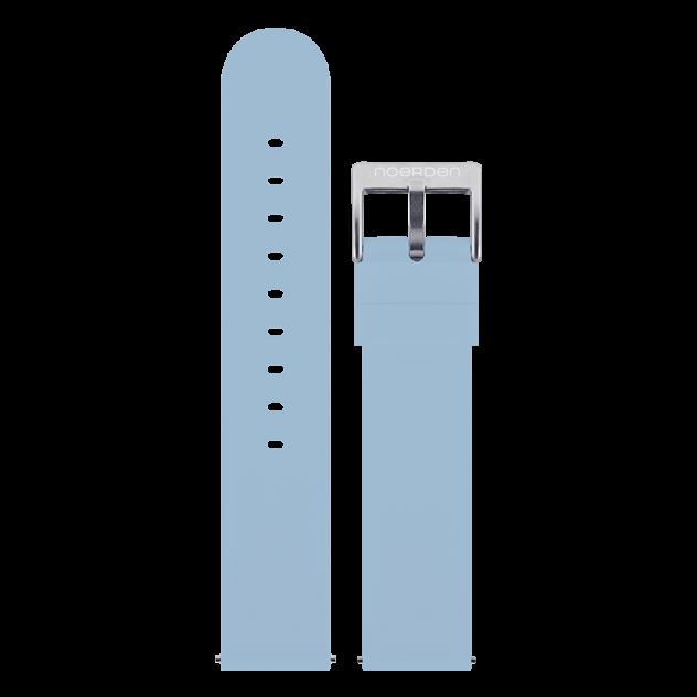 Ремешок для часов Noerden PAB-0008 голубой 20 мм