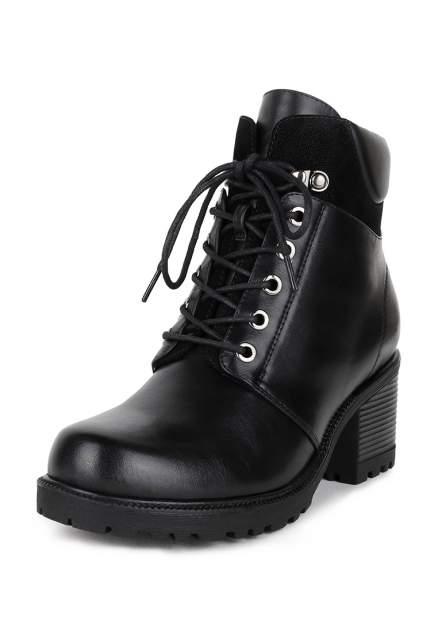 Ботинки женские T.Taccardi 021071D0 черные 38 RU