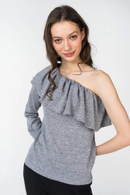 Женская блуза LN Family 4452, серый