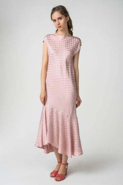 Женское платье Victoria Kuksina ПЛ14-18/РОЗ, розовый