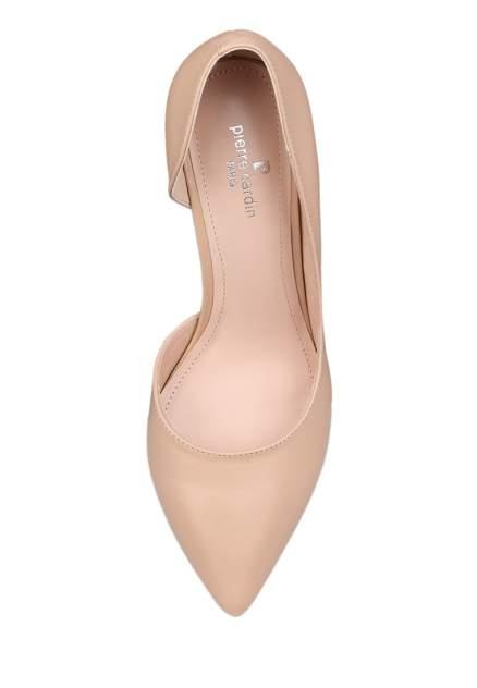 Туфли женские Pierre Cardin 710018159 бежевые 35 RU