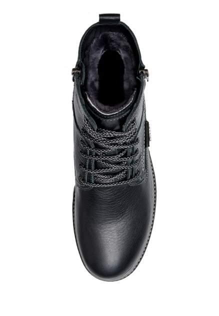 Ботинки мужские Alessio Nesca 261070S0 черные 45 RU
