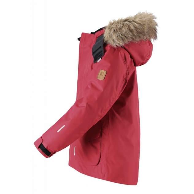 Куртка Serkku REIMA Красный р.146