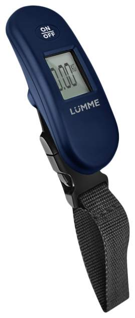 Весы LUMME LU-1330 Синий
