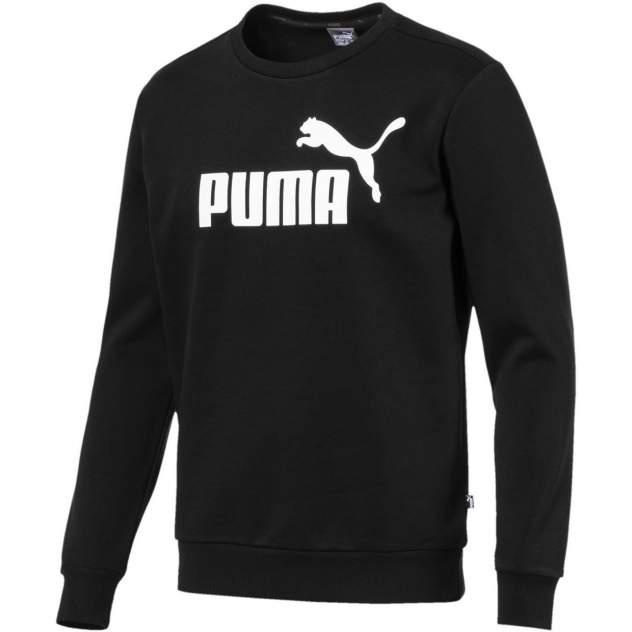 Мужская толстовка Puma Essential Logo Crew 85174701 48-50 RU