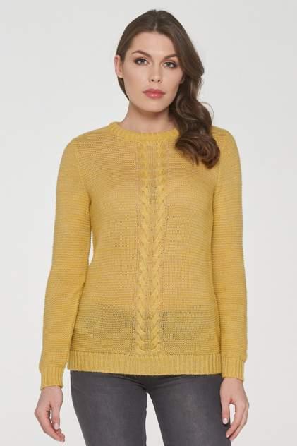 Джемпер женский VAY 192-4843, желтый