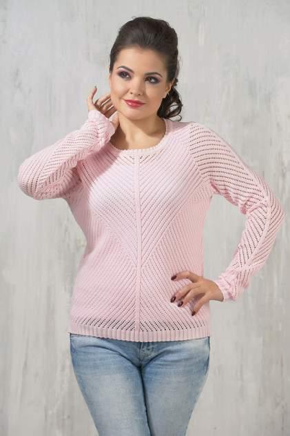 Джемпер женский VAY 4421 розовый 52 RU