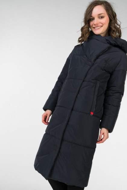 Пуховик-пальто женский ElectraStyle 5У-7140/1-112 серый 50 RU