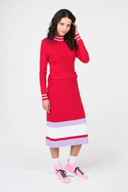 Женское платье Y.A.S 26013853, красный
