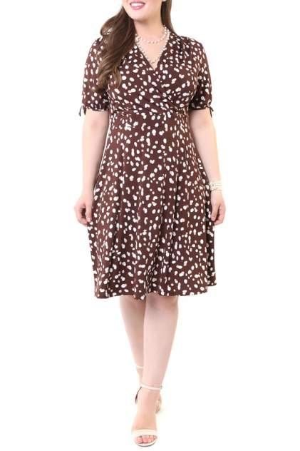 Женское платье MONTEBELLUNA SS-DR-17012-1, коричневый