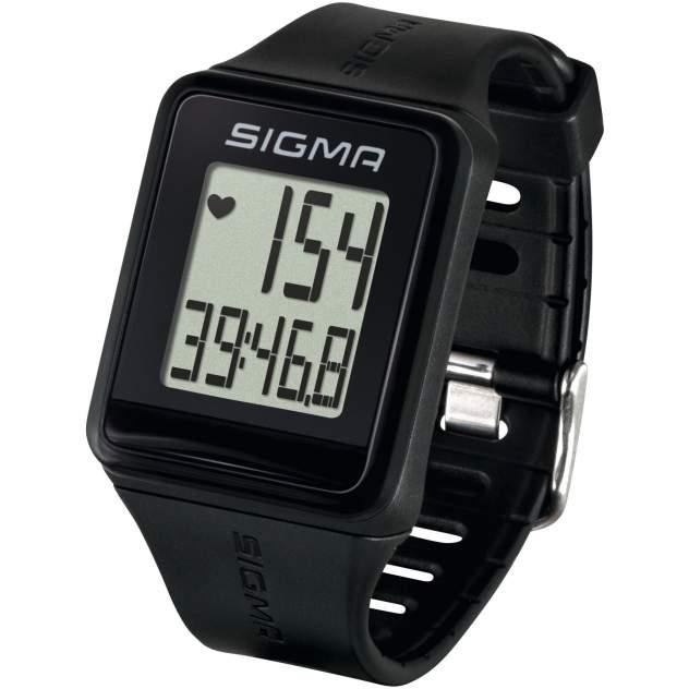 Пульсометр Sigma iD.GO черный