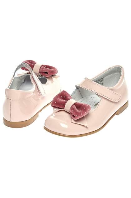 Туфли детские TNY, цв. розовый р.24