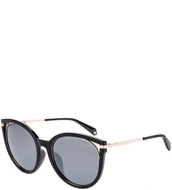 Солнцезащитные очки женские Polaroid PLD 4067/F/S 807 EX, черный