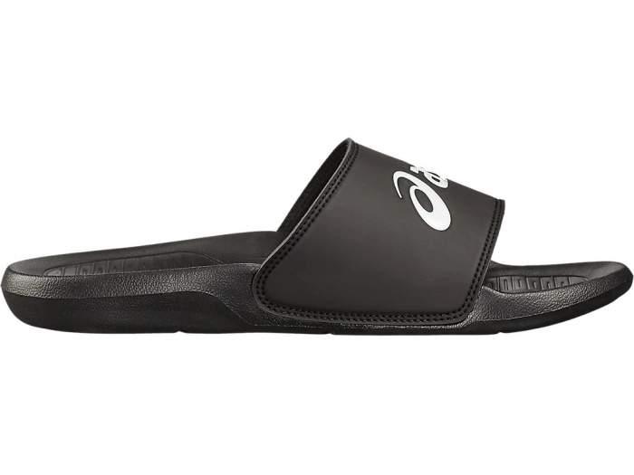 Шлепанцы мужские Asics Sandals P72NS черные 41 RU